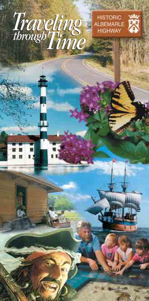 Historic Albemarle Travel Brochure