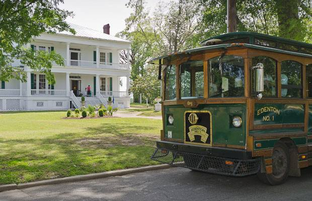 Edenton Trolley Tour
