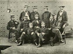 USS Monitor Crew 1862