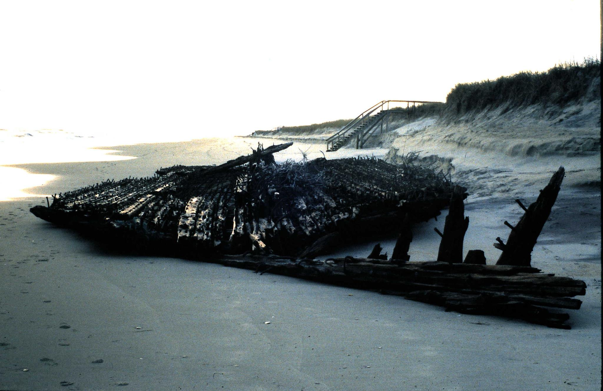 Shipwrecked on Hatteras