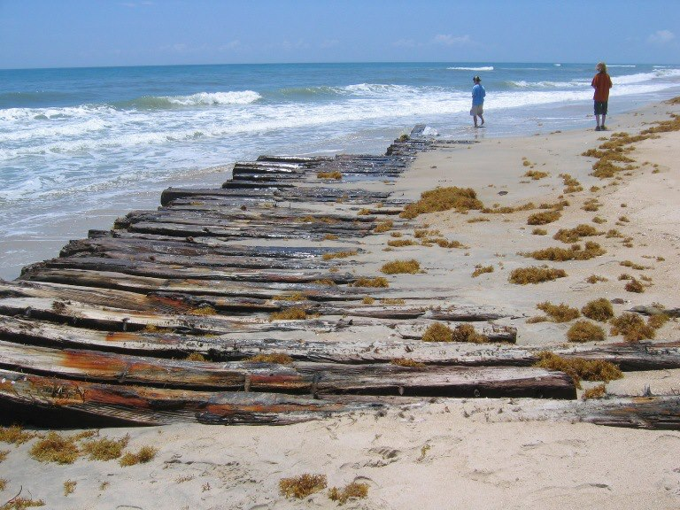 Shipwrecks on Hatteras