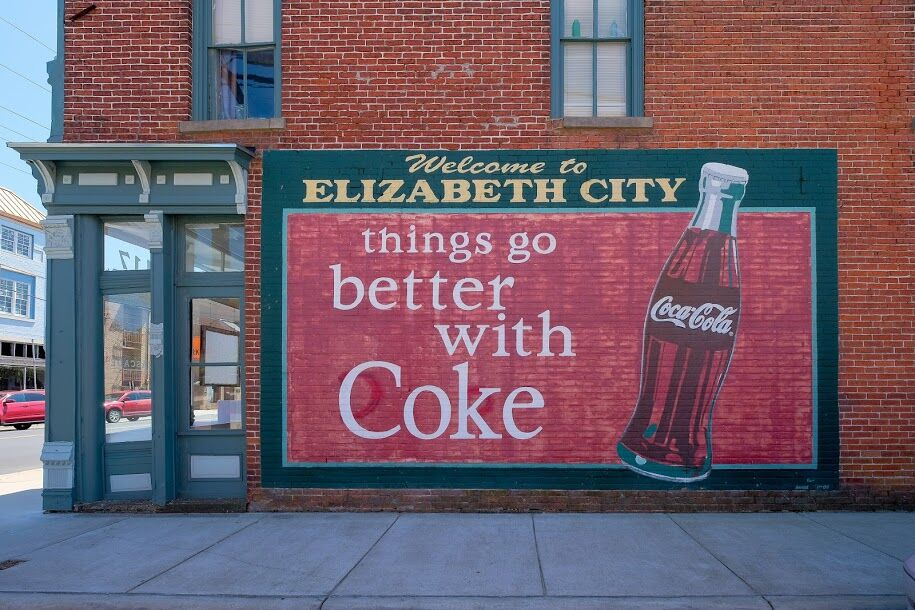 Things go better with Elizabeth City