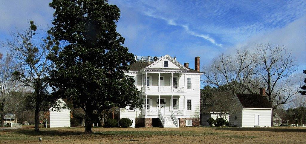 Historic Hope Plantation 2017