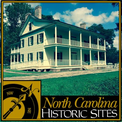 NC Historic Site Somerset Place