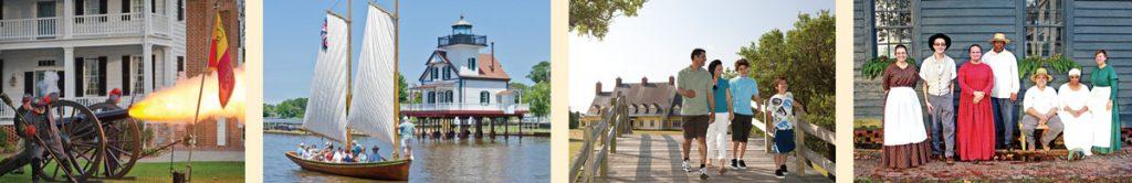 Historic Albemarle Tour Sites