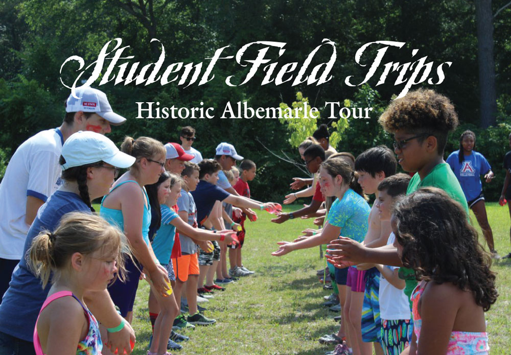 Historic Student Field Trip Tours