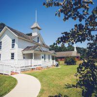 Historic Jarvisburg restored